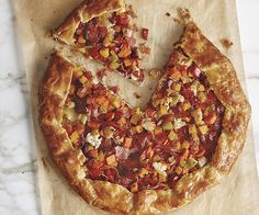 This rich autumn vegetable tart is easy to adapt for vegan, vegetarian, or gluten-free diets.