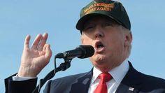 Met modder gooien: hij doet het wel erg graag, de Amerikaanse presidentskandidaat Donald Trump, want opnieuw komt hij met een opvallende quote ...