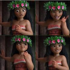 Moana is so CUTE & FUNNY!! Edit By: @moana_disneey