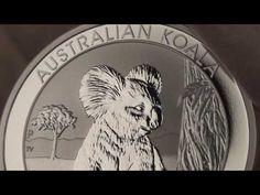 Close-up look at the 2017 Australian Koala 1oz Silver Bullion Coin - Gold Silver Council