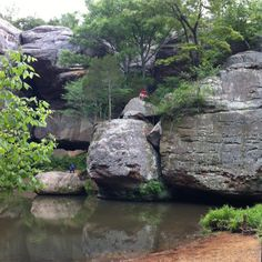 Shawnee National Forest- Southern IL
