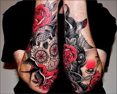 55 of the craziest and most amazing tattoo designs for men and women Read More : http://bronzelife.info/beautiful-faces-19/