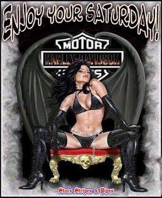 Motorbike Girl, Motorcycle Art, Bike Art, Harley Davidson Pictures, Harley Davidson Motor, Motard Sexy, 1950 Pinup, Rock Poster, Pin Up Girl Vintage