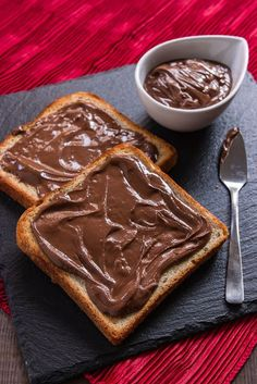 A Simple Chocolate Butter - Admirable Recipes