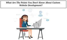 The Ultimate Custom Website Development Checklist What's The Point, Custom Website, Seo, Design