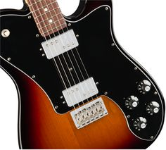 American Professional Telecaster® Deluxe ShawBucker™ | Telecaster® Electric Guitars | Fender® Guitars