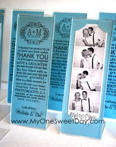 The listing is a set of Acrylic Frame and Personalized Insert for a 2x6 Photo Booth photo strip.    NOT FOR INDIVIDUAL SALE    In this listing: