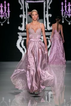 Abed Mahfouz collection haute couture Spring/Summer 2012