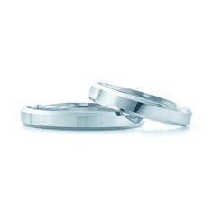 SAVICKI - Obrączki ślubne: Obrączki ślubne złote (632/B/4/333) - Biżuteria od 1976 r.