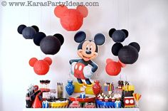 mickey mouse birthday party ideas - Google Search