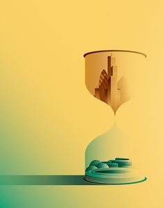 Out Of Time - OnOffice Magazine on Behance