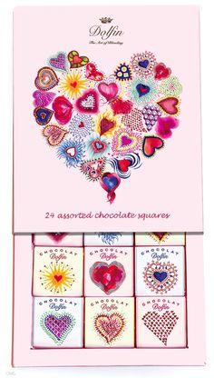 Dolfin #packaging #chocolate fun. PD
