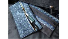 Tutorial: Zippered pencil case