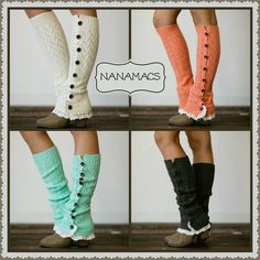 Restocked some of our Best Sellers! Great for Holiday Gifts. Buy Yours Here: http://www.nanamacs.com/fancy-socks