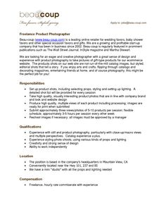 resume for a photographer freelance photographer resume resume for a photographer photography resume template