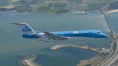 Our Mission: To Capture The Fokker 70 In Flight