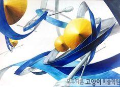 분당 정자동!!!! 에 위치한^^ <강남본원직영> 모두다른고양이미술학원입니다.2016학년도 건국대학교 ...