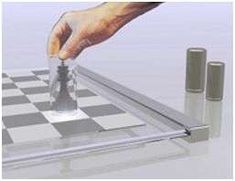 Creative Chess Sets - If you happen to enjoy games that require strategy and logical thinking, then these creative chess sets will definitely have you intrigued by all t. Board Game Design, Transparent Design, Art Deco Glass, Chess Pieces, Home Deco, Game Art, Board Games, Chess Sets, Creative