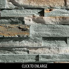 Erth Ledgestone Kakadu Green 03N |  - Ferrell Builders' Supply LTD