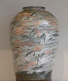 Vase by Kang Hyo Lee