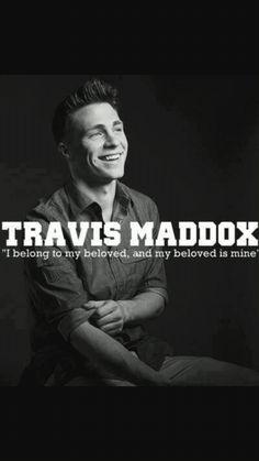 Travis Maddox is PERFECT