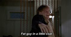 You can't watch this and not the caption. Tommy Boy | 32 Movie Quotes Guaranteed To Make You Laugh Every Time
