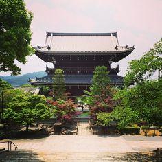 今日のランニングコース #京都 #ランニング #ランニングコース #金戒光明寺 Japanese Temple, Kamakura, Buddhist Temple, Japanese Culture, Temples, Kyoto, Castles, Scenery, Paisajes