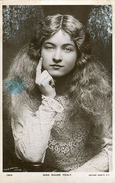 Maude Fealy by robfromamersfoort, via Flickr