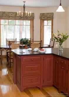 Inspiring Red Kitchen Ideas Creative
