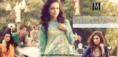 Mausummery Spring Summer Lawn Collection 2014 | Life with Style