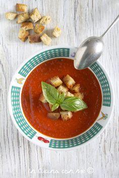 La zuppa di pomodoro