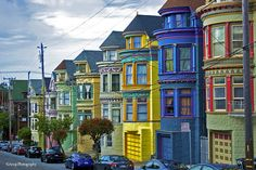 Haight Street, San Fransico, CA, I want one of these some day