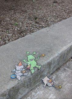 ART STREET - GRAFFITI - DAVID ZINN