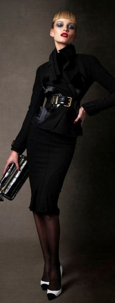 Tom Ford ~ great clothes