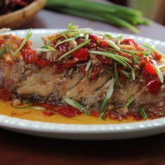 Try this Deep Fried Whole Fish with 3-flavoured Sauce recipe by Chef Marion Grasby. This recipe is from the show Marion's Thailand.