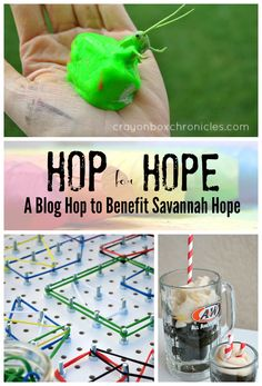 HOP for HOPE   LOTS of Roundups, all featuring amazing content by Crayon Box Chronicles. Simple, start by reading clicking on your favorite topic below.  CLICK, SHARE, LIKE, PIN, TWEET….  Any and all engagement on the posts below can only help keep Crayon Box Chronicles going without Heather having to worry about it so she can focus on her sweet baby girl!