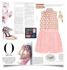 """""""Steal the Look #1"""" by ranilukman on Polyvore featuring Valentino, STELLA McCARTNEY, Whiteley, Yves Saint Laurent, Fratelli Karida, Chanel, Accessorize, Charlotte Tilbury and polyvorefashion"""