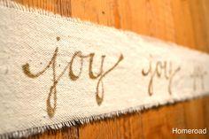 diy grain sack ribbon, crafts, wreaths