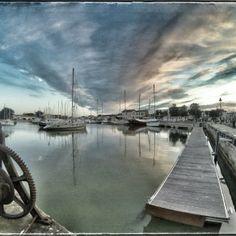 Le Port d' Ars en Ré