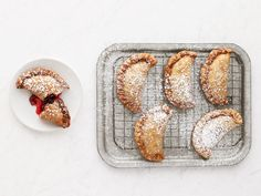 Cherry Hand Pies Recipe : Food Network Kitchen : Food Network - FoodNetwork.com