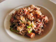 confira o restaurante week salvador 2015. experiencia no restaurante amado. arroz de polvo.