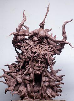 ArtStation - old witch, cyril roquelaine