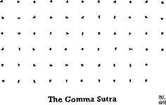 comma sutra