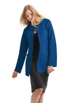 Tall Longline Collarless Jacket at Long Tall Sally Wardrobe Solutions, Tall Clothing, Collarless Jacket, Long Tall Sally, Tall Women, Slim Legs, Long A Line, Style Inspiration, Blazer
