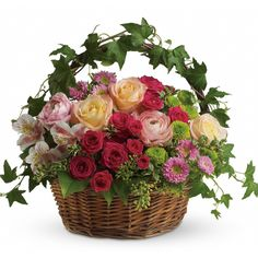 Fairest of Them All basket