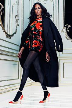 COLLECTIONS: Cindy Bruna | Balmain, Pre-Fall '15 | Wilhelmina News - Blog for Wilhelmina Models