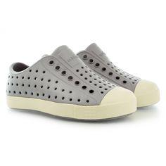 Znalezione obrazy dla zapytania buty native szare