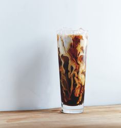 Dublin Iced Coffee We know, we know. It's getting a little chilly for cold brew, but this Dublin Iced Coffee from Bon Appetite is delicious all year round. Irishest coffee ever. Cold Brew Iced Coffee, Making Cold Brew Coffee, Hot Coffee, Coffee Break, Coffee Cups, Coffee Art, Coffee Meme, Morning Coffee, Coffee Quotes