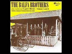 The Balfa Brothers (Les Frères Balfa): La danse de Mardi Gras  LOVE this SONG! The French Mardi Gras, not necessarily the New Orleans tourist Mardi Gras
