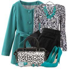 Matching Coat & Shoes